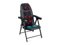 Складное массажное кресло шиацу