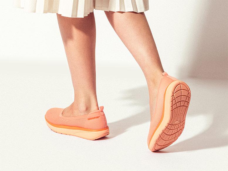 Трикотажные балетки Walkmaxx Comfort