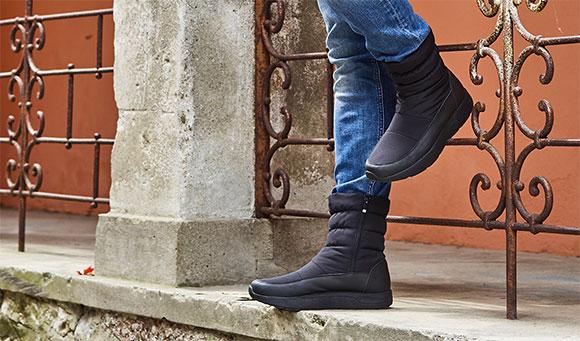 Зимние мужские сапоги Walkmaxx Comfort 4.0
