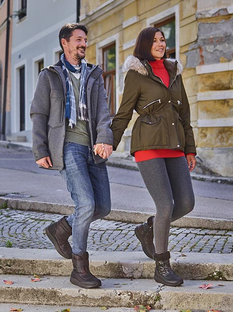 Зимние мужские низкие сапоги Walkmaxx Comfort 3,0