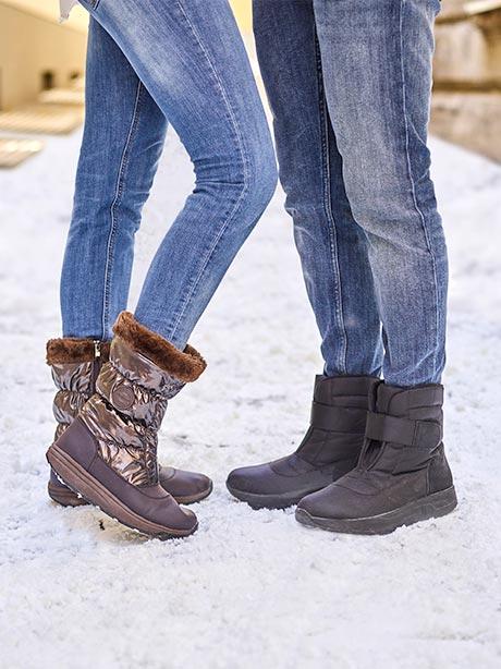 Зимние женские высокие сапоги Walkmaxx Comfort 3.0