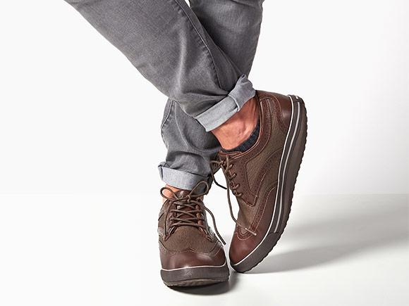 Мужские ботинки оксфорды Walkmaxx Pure