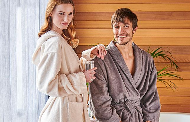 Банный халат Dormeo Dalia