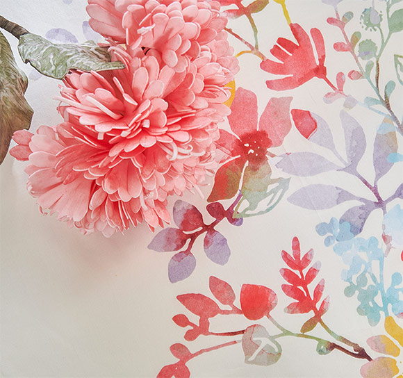 Комплект постельного белья Dormeo Summerflowers