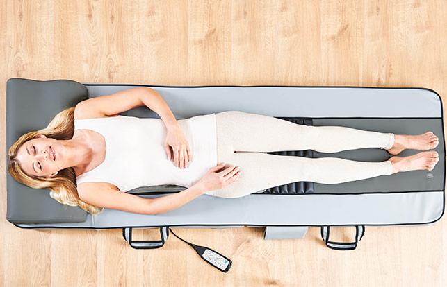 Wellneo 3in1 Shiatsu Massage Bed Deluxe